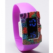 LED watch & cover